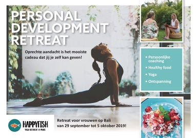 Personal Development Retreat in Bali